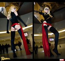Ms. Marvel preview by Raffi-nyaunyau