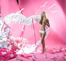 my pink paper world by alba-spb