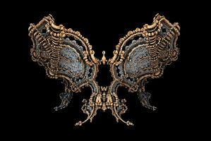 Iron Butterfly by HalTenny