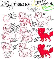 [Chibi Cat Tutorial] By Lifey by LifeStorme
