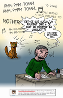 Poum-poum-chat. by oldiblogg