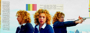 River Song Timeline Cover 02 by krissycupcake
