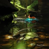Cryptic Creek by RhythmAx