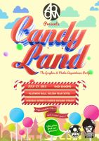 Candy Land Poster by janmil000