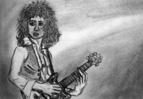 Brian May by tomchristie22