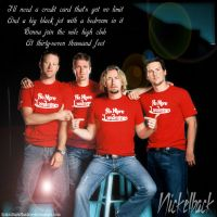 Nickelback by linkinDarkShadow
