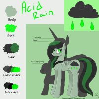 Acid Rain reference by Laxmortaxbella