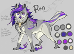 Ren reference by Rinermai