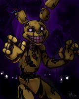 Spring Trap by Skeleion