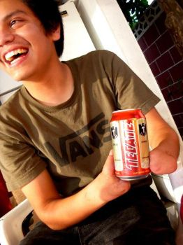 Tecate Makes You Happy by Doctor-Jen