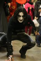 the crow by predatorman