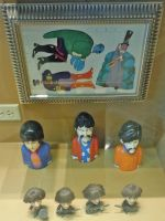 Beatles Toys 1 by TheOnyxSwami