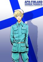 APH Finland by ladykylie