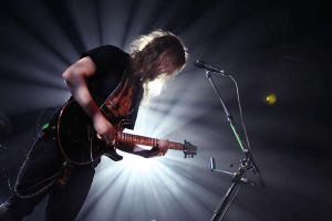 Opeth - Dublin 08 by XmishimaX