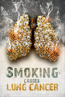 Anti Smoking poster by Aprilyus