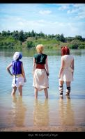 Magi. The Labyrinth of Magic by VictorEdenfield