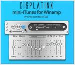 CisplatinX mini-iTunes Winamp by amitsaraf32