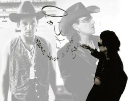 Never trust a cowboy by Daredevil-2010