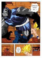 Page116- Son Goku and Superman: The Clash by Einstein001