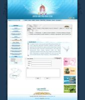 Shia of Rwanda website by EliaDesign
