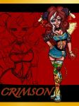 Crimson Mistress by marissippi