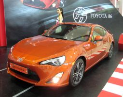 The Ultimate in Pure Sports Car, GT86 Coupe by toyonda