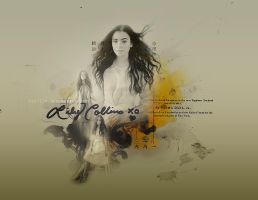 Lily Collins againnnnn by Rio-Liv