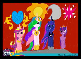 Mlp Card 2 by TimeLordOfTheMoon