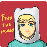 Finn the human by CJsux