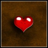 Love Hurts    - Wooden Love - by Galge