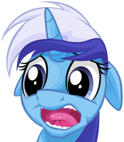 Colgate has seen some things... by The-Smiling-Pony
