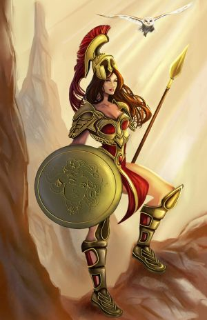 Athena: The Bringer of Wisdom