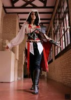 Assassins creed cosplay by YumeLujury