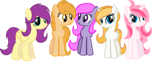 Group drawing thingy by Laser-Pancakes