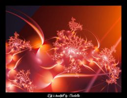 Life is beautiful - Fractalita by Ultra-Fractal