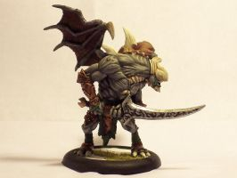 Nephilim Soldier by CurseReaper