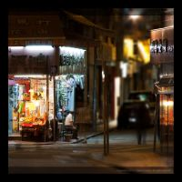 Hong Kong Groceries by TheForestMan