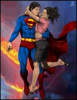 Superman and Lois (Full) by SpideyVille