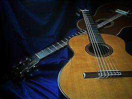 Guitars Together II by pattsy
