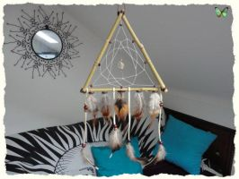 Spirit Bambu Dreamcatcher by SierDreamS