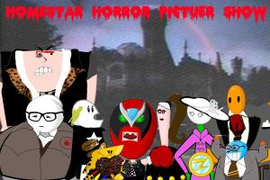HomeStar Horror Picture Show by beautyofpain