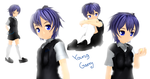 MMD Ib - Young Garry by BoomBangDraws