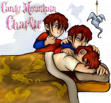 Candy Mountain, Charlie by Twisted-Thorn-Asylum