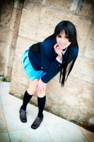 K-ON! Mio by Evil-Uke-Sora