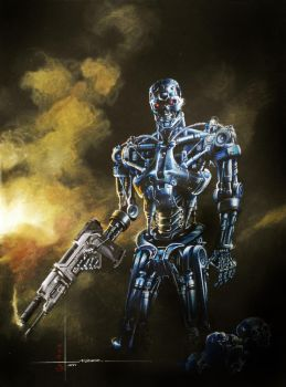 The Terminator by Katase6626