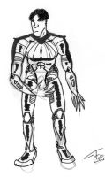 Armored Man Design (update 2014) by FG-Arcadia