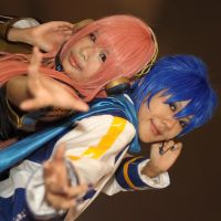 Cosplay Vocaloid 3 by RaynFudge