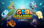 Geo Creatures - Discover the Starters by Tomycase