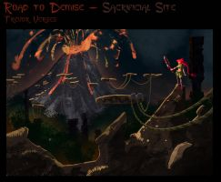 Road to Demise by Trevor-Verges