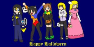 Happy Halloween 2010_2 by thean2